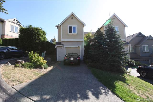 6738 163rd Pl SE A, Bellevue, WA 98006 (#1521718) :: McAuley Homes