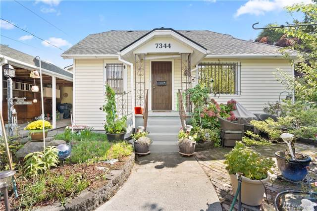 7344 Mary Ave NW, Seattle, WA 98117 (#1521800) :: Ben Kinney Real Estate Team
