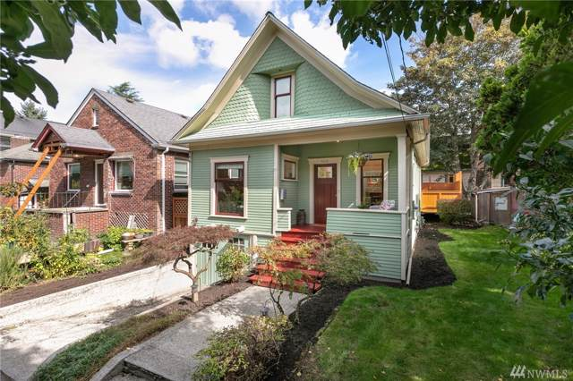 7004 19th Ave NW, Seattle, WA 98117 (#1521826) :: Ben Kinney Real Estate Team