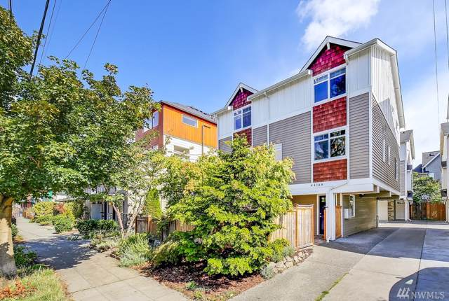 4414 Meridian Ave N A, Seattle, WA 98103 (#1521864) :: Liv Real Estate Group