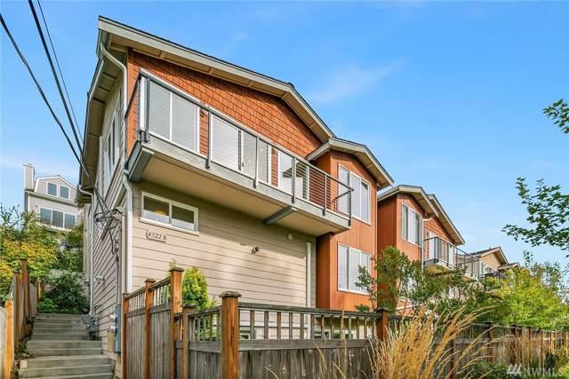 4322 Greenwood Ave N B, Seattle, WA 98103 (#1521917) :: Chris Cross Real Estate Group