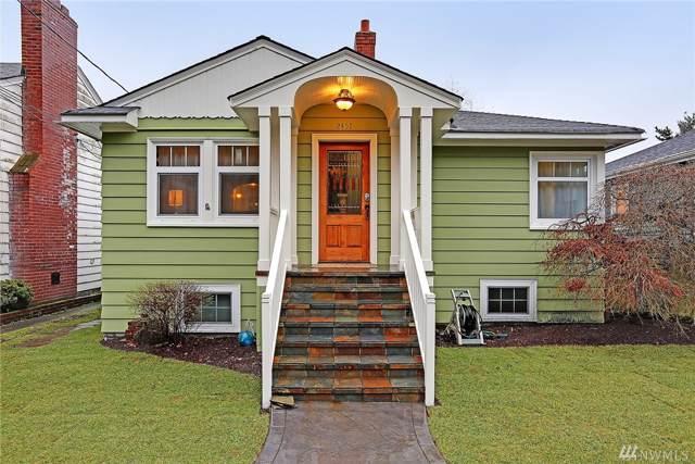 2457 55th Ave SW, Seattle, WA 98116 (#1521943) :: Alchemy Real Estate
