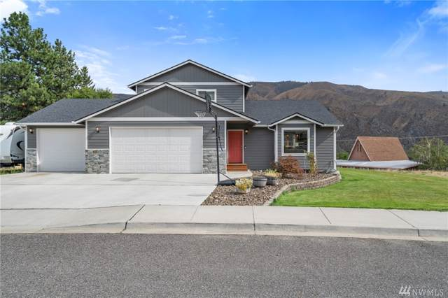 1013 Crest Lp, Entiat, WA 98822 (#1522058) :: Ben Kinney Real Estate Team