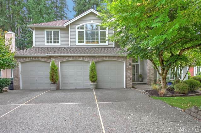 22733 SE 27th St, Sammamish, WA 98075 (#1522069) :: Ben Kinney Real Estate Team