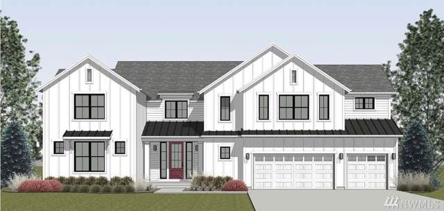 4509 119th (Homesite 18) Dr NE, Kirkland, WA 98033 (#1522159) :: Ben Kinney Real Estate Team