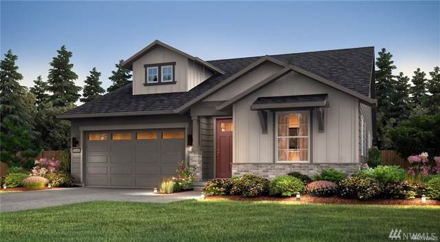 21903 NW Cascadian (Lot 3) St, Poulsbo, WA 98370 (#1522329) :: Canterwood Real Estate Team