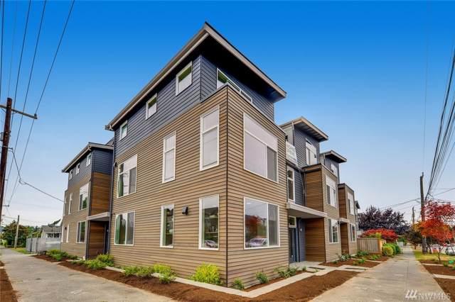 905 NW 51st St, Seattle, WA 98107 (#1522337) :: Ben Kinney Real Estate Team