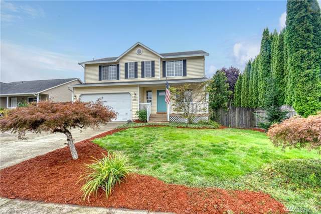 1858 Willow St, Woodland, WA 98674 (#1522487) :: Better Properties Lacey