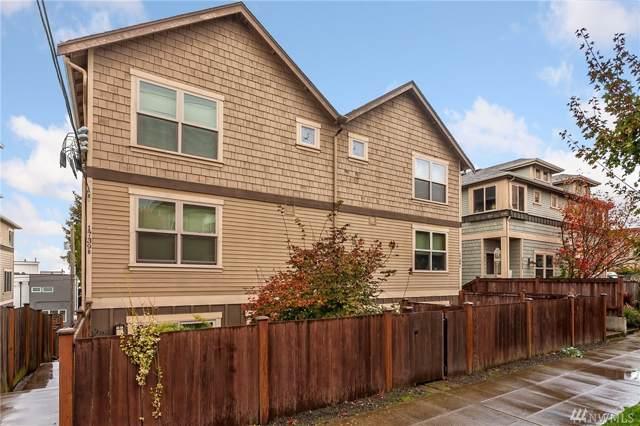 1737-B 13th Ave S, Seattle, WA 98144 (#1522606) :: TRI STAR Team | RE/MAX NW