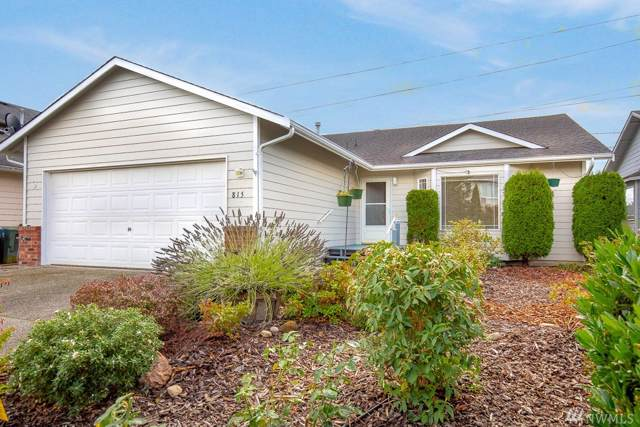 815 21st Place, Snohomish, WA 98290 (#1522654) :: Record Real Estate