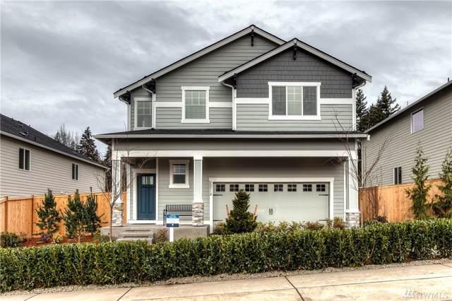 20420 SE 257 (Lot 195) St, Covington, WA 98042 (#1522664) :: Ben Kinney Real Estate Team