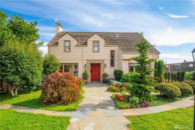 2306 Eastmont Wy W, Seattle, WA 98199 (#1522696) :: Ben Kinney Real Estate Team