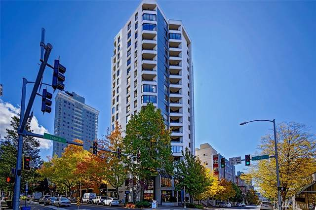 2621 2nd Ave #401, Seattle, WA 98121 (#1522709) :: Real Estate Solutions Group