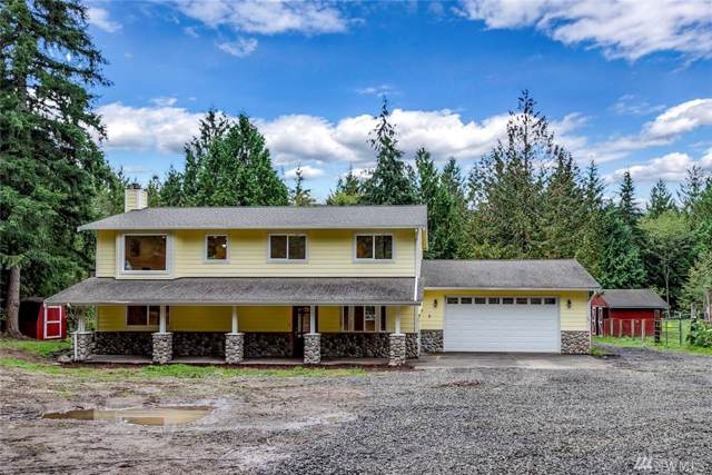 676 Peter Hagen Rd W, Seabeck, WA 98380 (#1522893) :: Mike & Sandi Nelson Real Estate