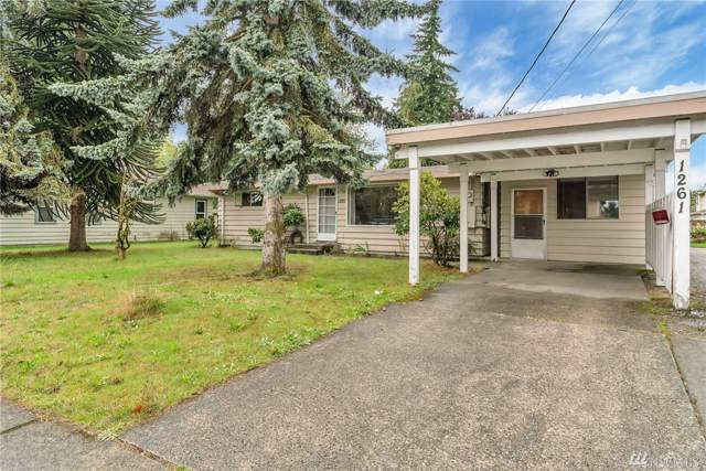 1261 Cedar Ave, Marysville, WA 98270 (#1522988) :: Record Real Estate