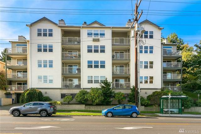 965 W Nickerson St #23, Seattle, WA 98119 (#1523031) :: The Royston Team