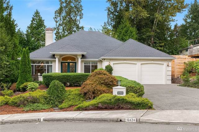 16424 SE 21st Place, Bellevue, WA 98008 (#1523279) :: Real Estate Solutions Group