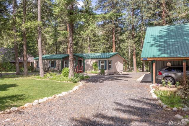 24301 Saddle St, Leavenworth, WA 98826 (#1523563) :: Capstone Ventures Inc