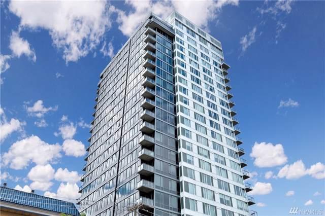 1321 Seneca St #306, Seattle, WA 98101 (#1523704) :: Chris Cross Real Estate Group