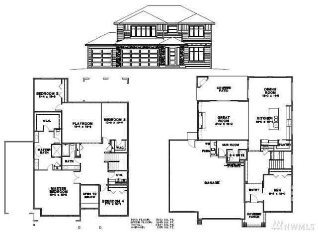 17503 16th St Ct E, Lake Tapps, WA 98391 (#1523800) :: Better Properties Lacey