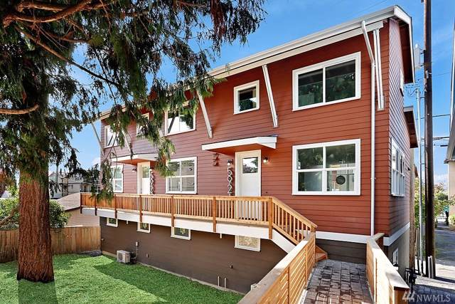 5923 42nd Ave SW, Seattle, WA 98136 (#1523910) :: The Kendra Todd Group at Keller Williams