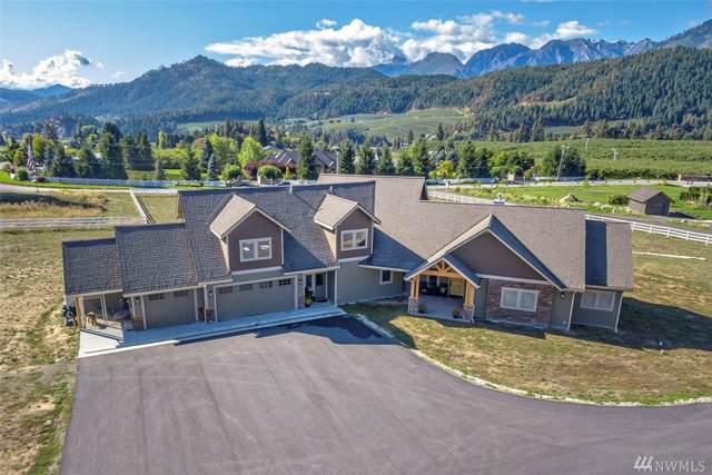 70 Garmisch Lane, Leavenworth, WA 98826 (#1523916) :: Crutcher Dennis - My Puget Sound Homes