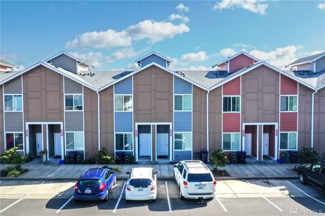 2301 S G St I, Tacoma, WA 98405 (#1523954) :: Record Real Estate