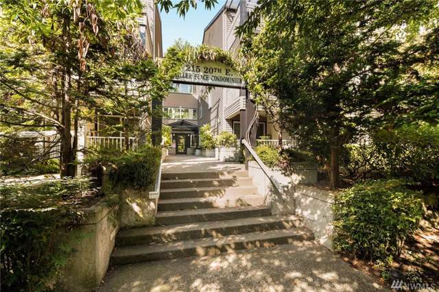 215 20th Ave E #105, Seattle, WA 98112 (#1523997) :: Mary Van Real Estate