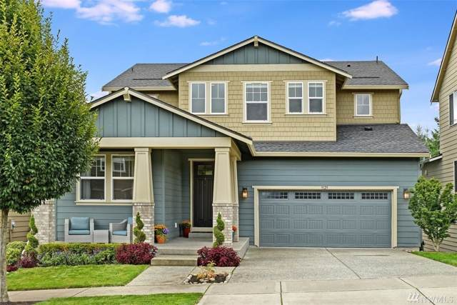 9125 Satterlee Ave SE, Snoqualmie, WA 98065 (#1524125) :: Keller Williams - Shook Home Group