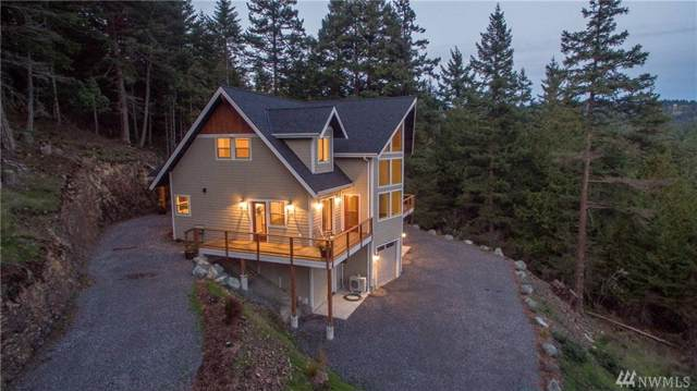 40 Time Bandit Trail, Orcas Island, WA 98245 (#1524456) :: Better Homes and Gardens Real Estate McKenzie Group