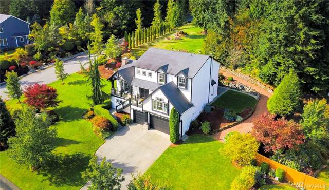 23422 148th Ave. Se, Snohomish, WA 98296 (#1524692) :: Real Estate Solutions Group
