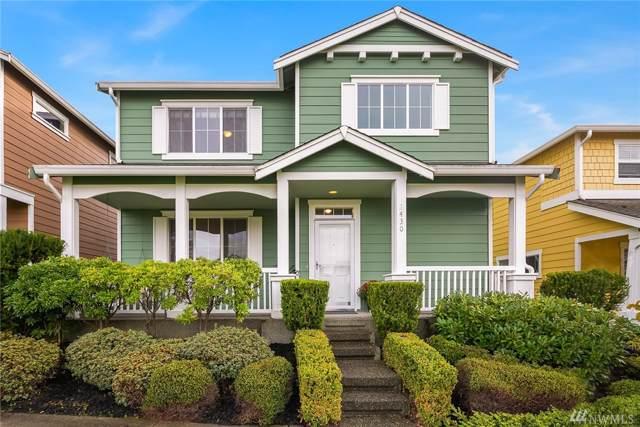 2430 NE Iverson Lane, Issaquah, WA 98029 (#1524988) :: McAuley Homes