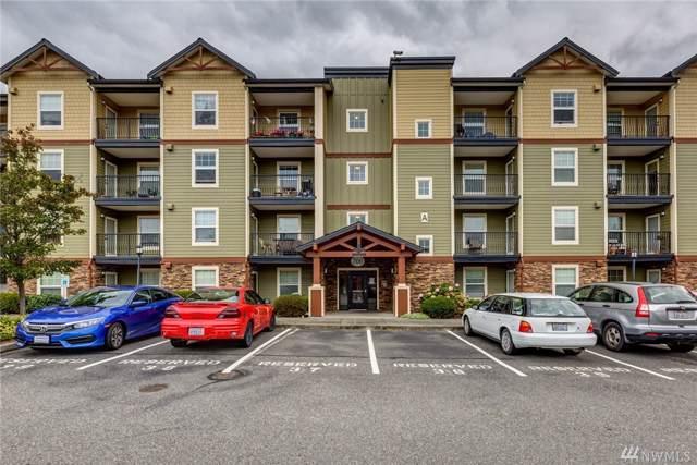 700-Bldg A 32nd St #307, Bellingham, WA 98225 (MLS #1525040) :: Lucido Global Portland Vancouver