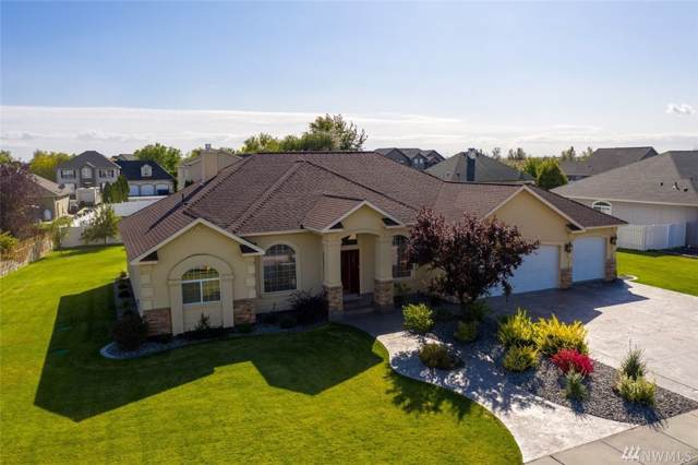 607 S Lupine Dr, Moses Lake, WA 98837 (#1525508) :: Hauer Home Team