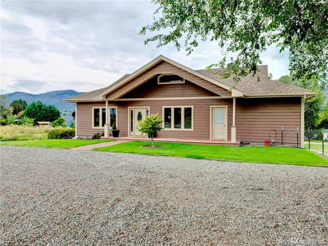 101 Eastlake Rd, Oroville, WA 98844 (#1525545) :: Chris Cross Real Estate Group