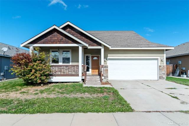 111 W Greenfield Ave, Ellensburg, WA 98926 (#1525592) :: Chris Cross Real Estate Group