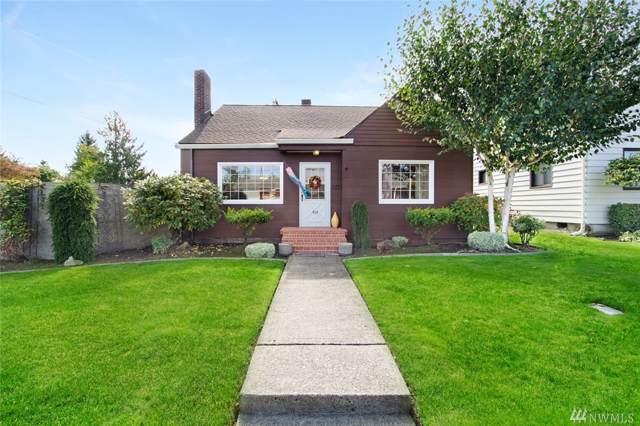 414 S 64th St, Tacoma, WA 98408 (#1525606) :: Keller Williams Realty