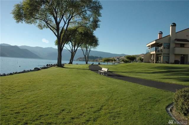 100 Lake Chelan Shores Dr 12-6, Chelan, WA 98816 (#1525865) :: Record Real Estate