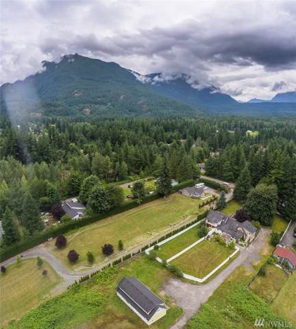 13813 436th Ave SE, North Bend, WA 98045 (#1526171) :: The Kendra Todd Group at Keller Williams