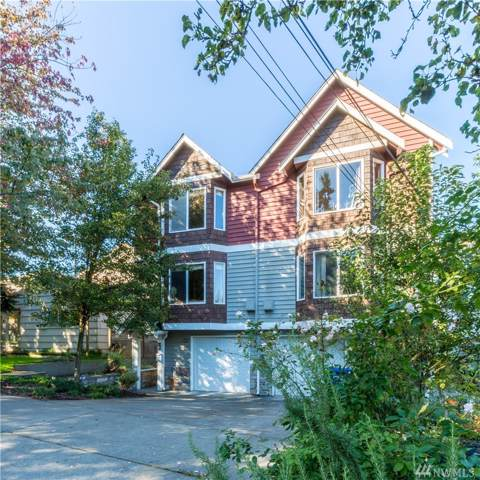 160 Florentia St B, Seattle, WA 98109 (#1526218) :: Record Real Estate