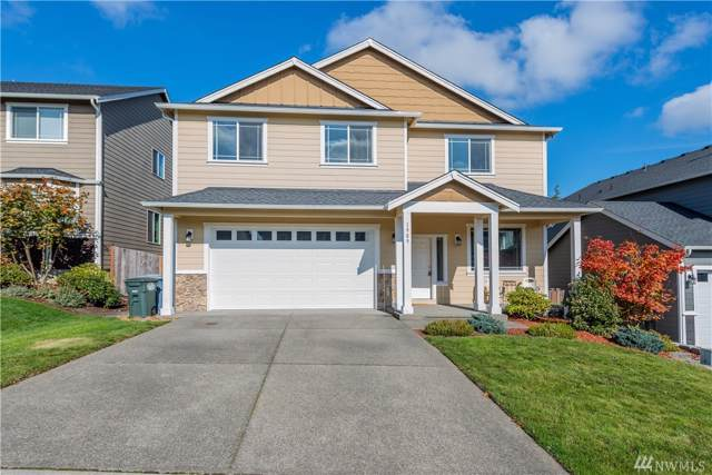 1909 197th St Ct E, Spanaway, WA 98387 (#1526226) :: Better Properties Lacey