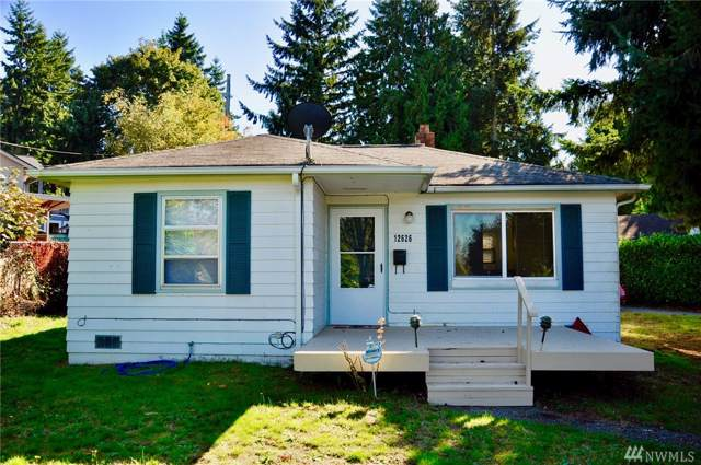 12626 74th Ave S, Seattle, WA 98178 (#1526227) :: Better Properties Lacey