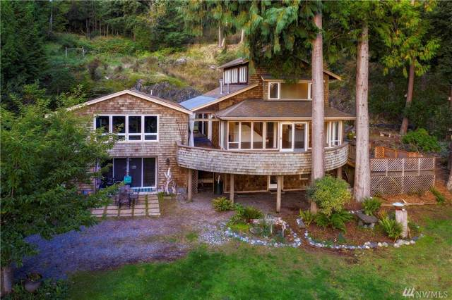1257 Island Dr, Lummi Island, WA 98262 (#1526684) :: Ben Kinney Real Estate Team