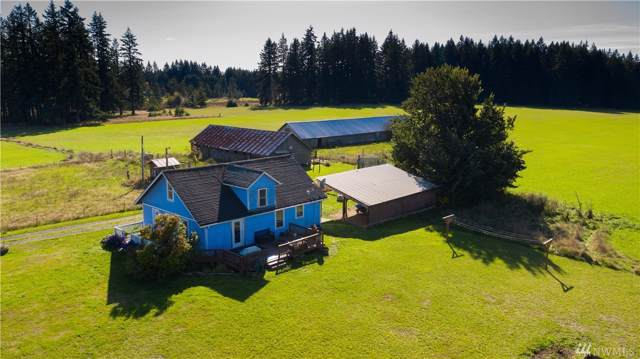 823 N Military Rd, Winlock, WA 98596 (#1526854) :: Real Estate Solutions Group