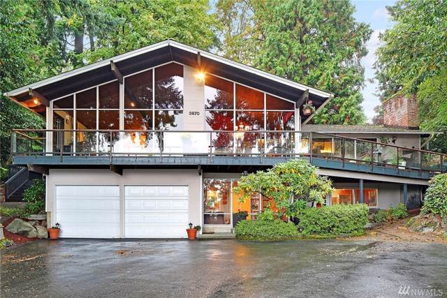 3670 West Mercer Way, Mercer Island, WA 95045 (#1527066) :: Record Real Estate