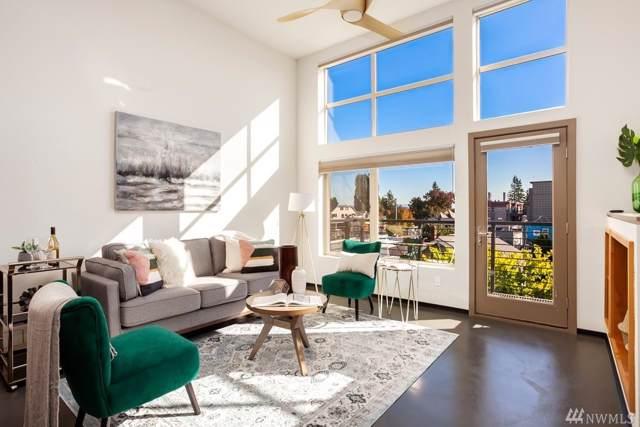 4422 Bagley Ave N #309, Seattle, WA 98103 (#1527130) :: Beach & Blvd Real Estate Group