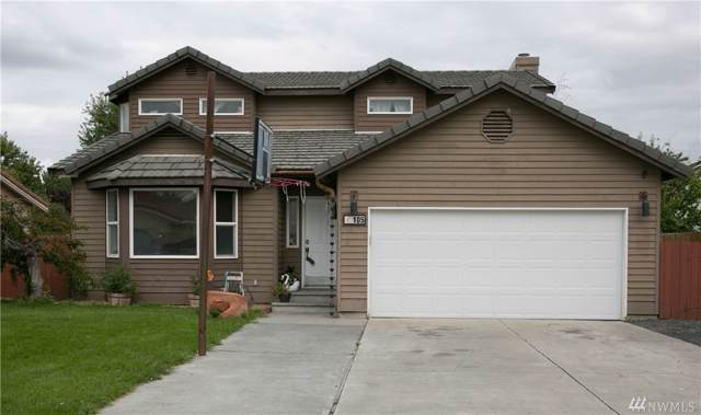 105 E Tanglewood Dr, Moses Lake, WA 98837 (#1527184) :: Lucas Pinto Real Estate Group