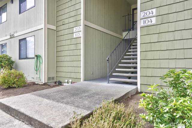 3570 NE Narrows View Lane #203, Bremerton, WA 98310 (#1527250) :: Mike & Sandi Nelson Real Estate