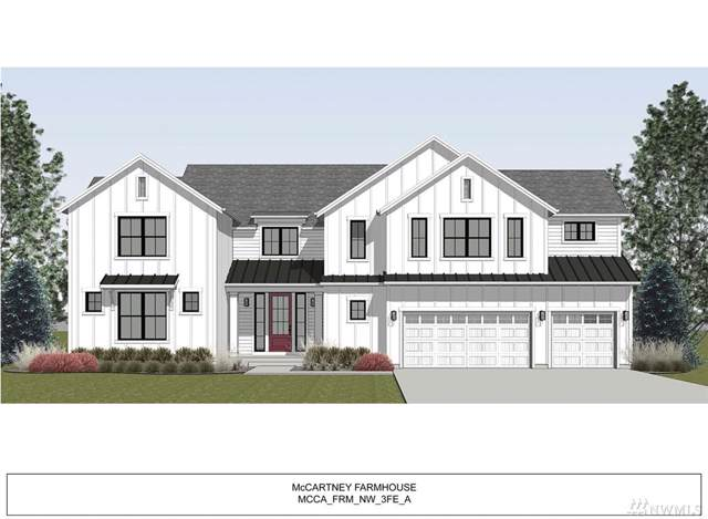 4523 117th (Homesite 31) Dr NE, Kirkland, WA 98033 (#1527335) :: Canterwood Real Estate Team