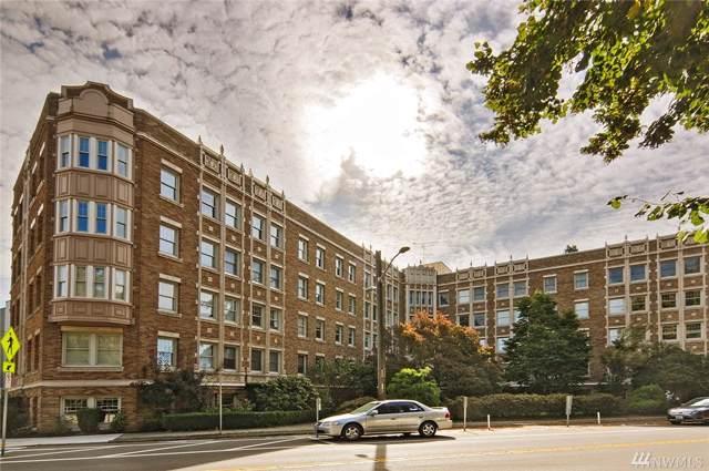 5810 Cowen Place NE #204, Seattle, WA 98105 (#1527431) :: Crutcher Dennis - My Puget Sound Homes